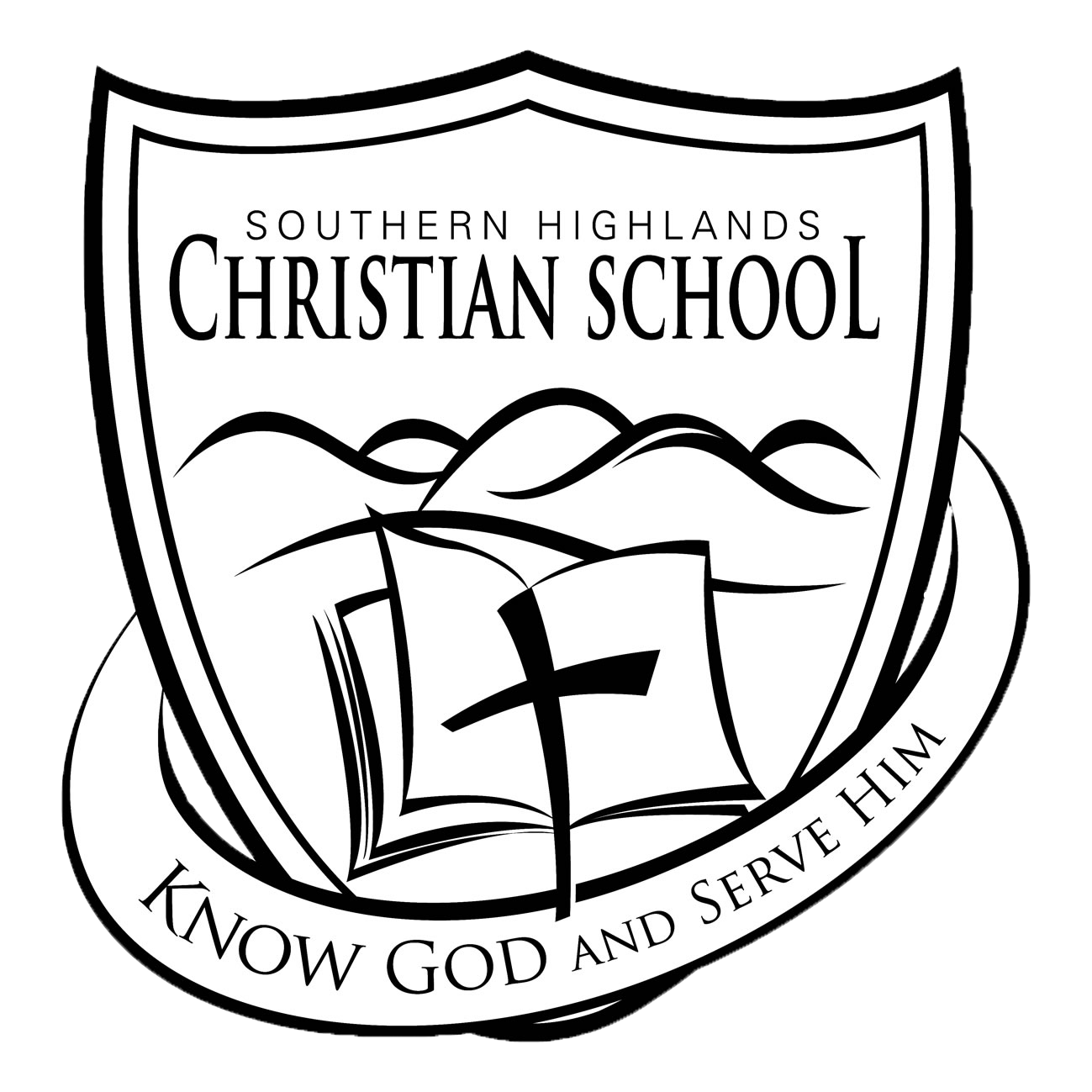 Christian school clipart jpg free library Southern Highlands Christian School | Know God And Serve Him jpg free library