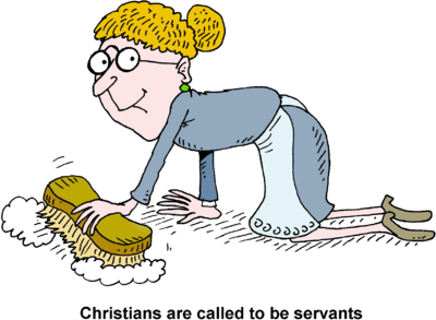 Christian servant clipart clip library Image: Woman Scrubbing Floor - Christians are called to be servants ... clip library