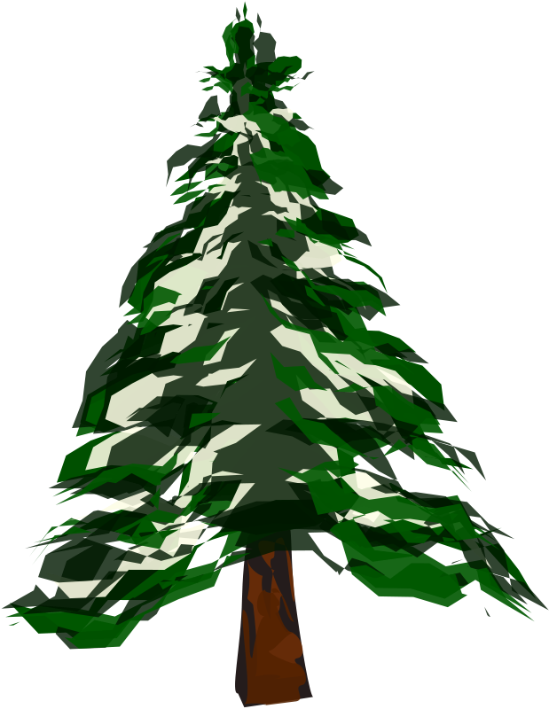 Winter pine tree clipart image freeuse download Winter Pine Trees Clipart | Clipart Panda - Free Clipart Images ... image freeuse download