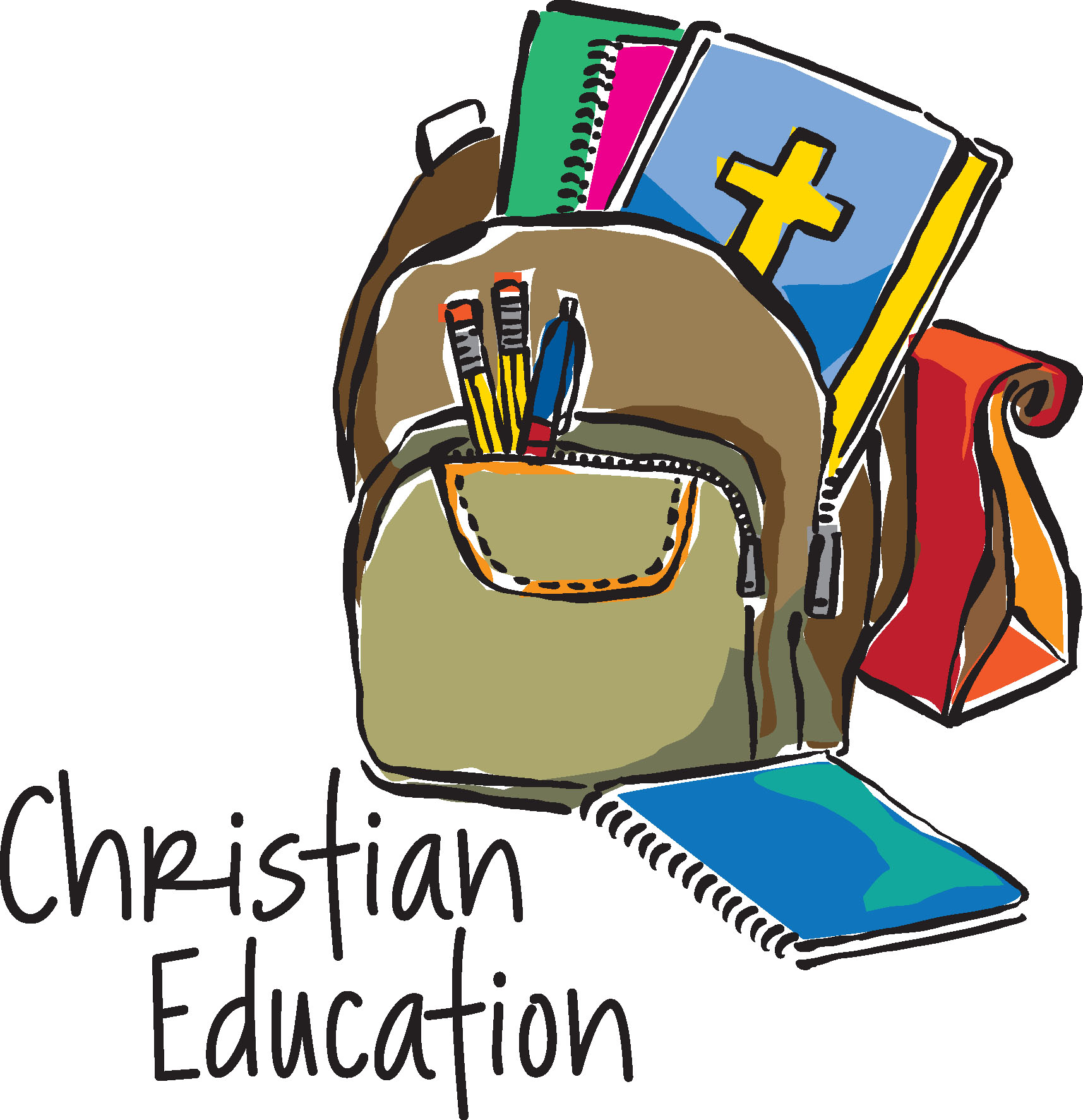 Religious back to school clipart svg free library School clipart education clip art school for teachers 4 - Clipartix svg free library