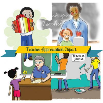 Christian teachers clipart clipart royalty free stock Teacher Appreciation Clip Art - PTO Today clipart royalty free stock