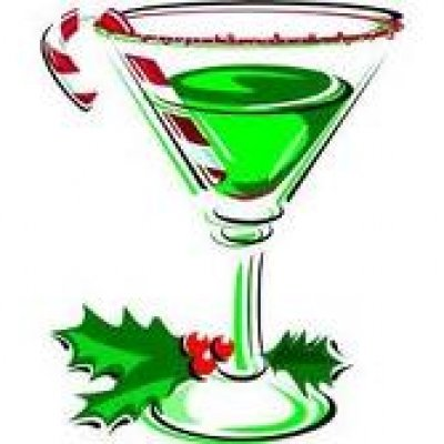 Christimas cocktail clipart image royalty free download Christmas Cocktail Cliparts 10 - 400 X 400 - Making-The-Web.com image royalty free download