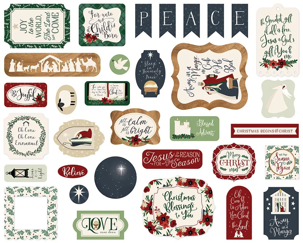Christine countdown to christmas bible versus with clipart clip free download Christmas in July Celebration clip free download
