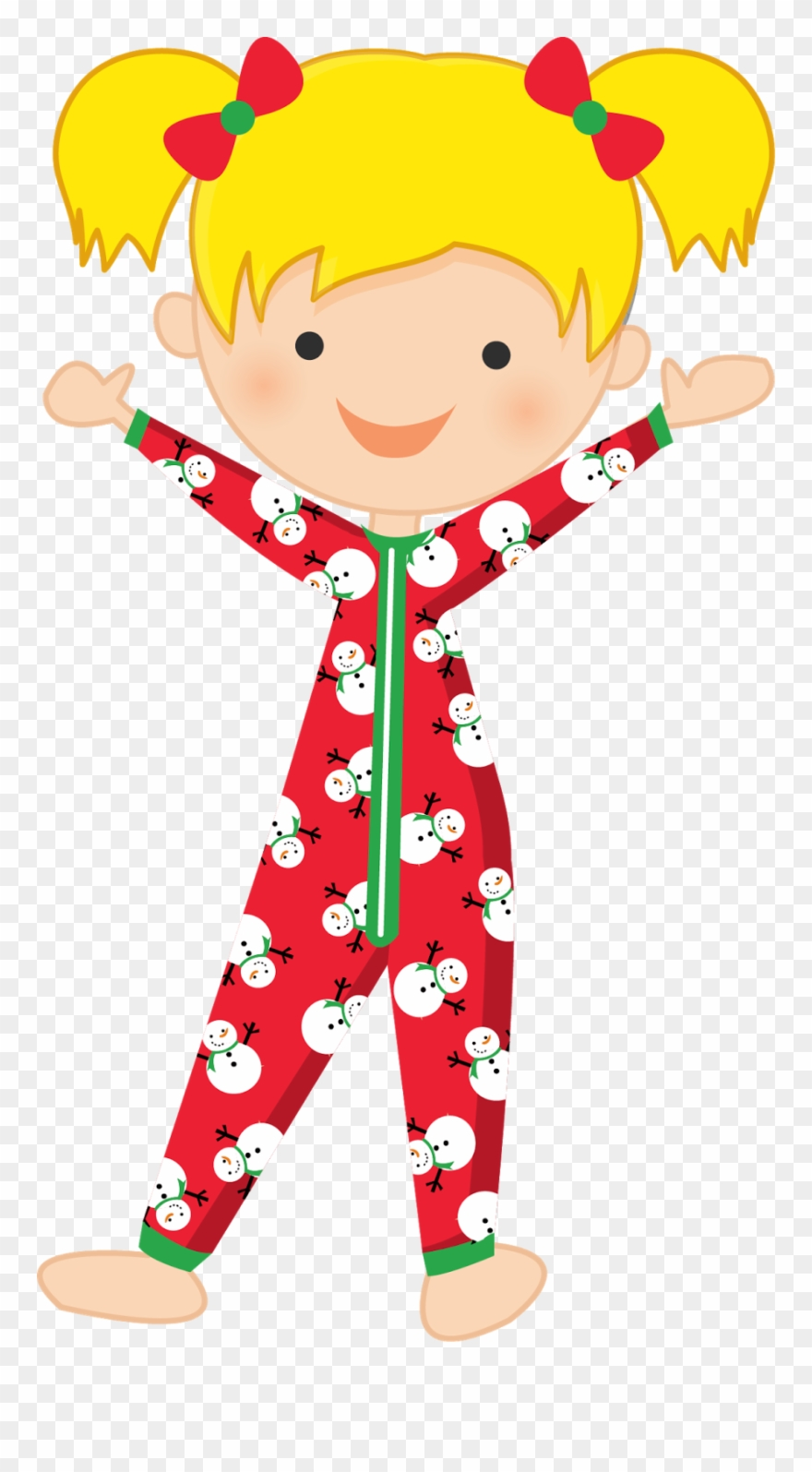 Christma pajama clipart picture library download Christmas Pajamas Clipart - Png Download (#1930442) - PinClipart picture library download