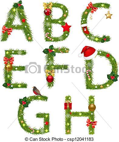 Christmas alphabet clip art free graphic black and white download Christmas alphabet Clipart Vector and Illustration. 3,365 ... graphic black and white download