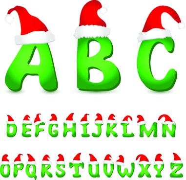 Christmas alphabet clip art free graphic freeuse stock Christmas alphabet letters free vector download (9,144 Free vector ... graphic freeuse stock
