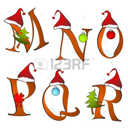 Christmas alphabet clipart picture library download 10,174 Christmas Alphabet Cliparts, Stock Vector And Royalty Free ... picture library download