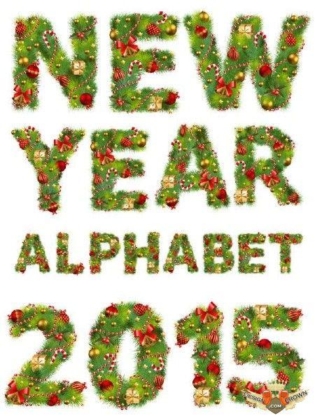 Christmas alphabet clipart free stock Christmas Alphabet Clipart - Clipart Kid free stock
