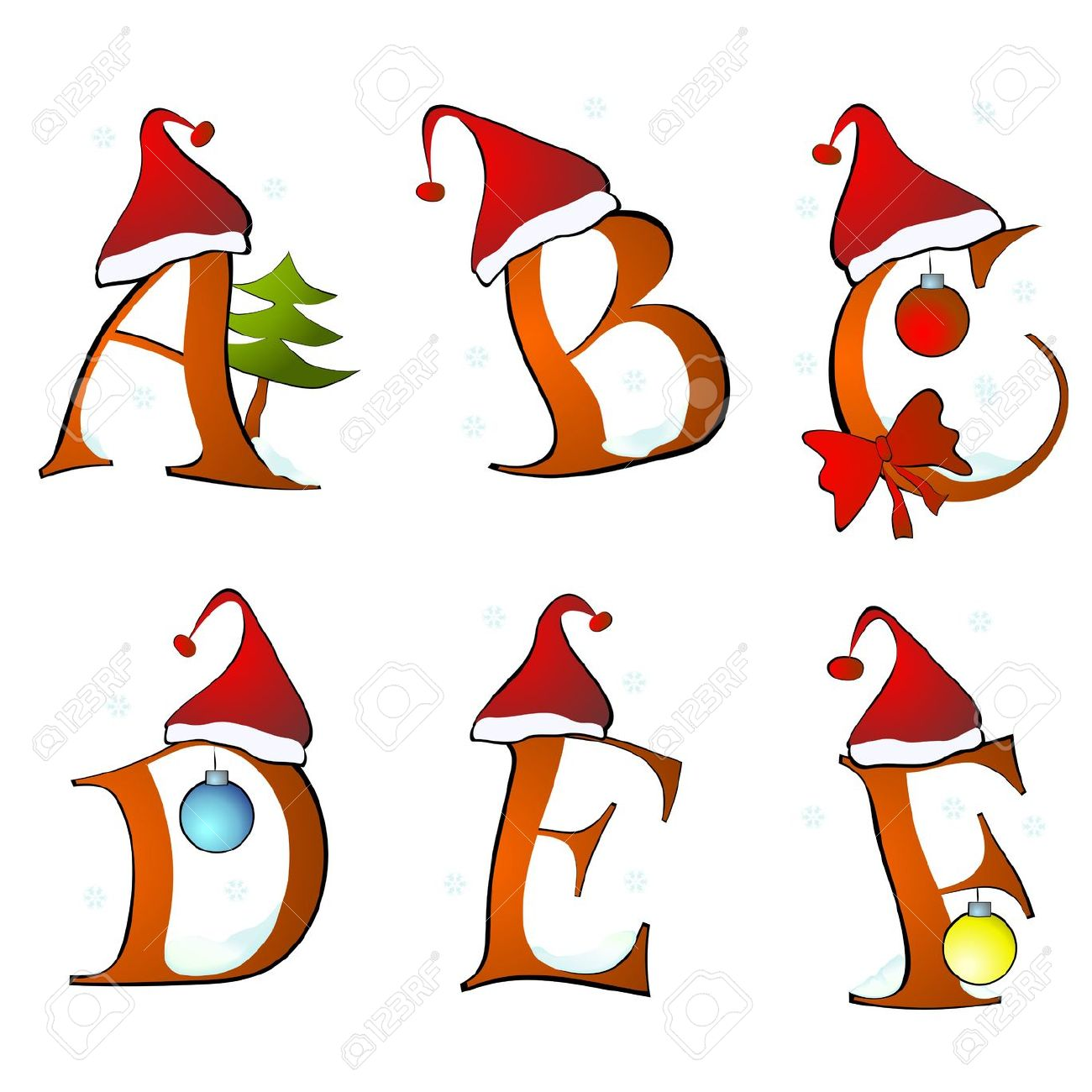 Christmas alphabet clipart vector royalty free download Free fancy christmas alphabet clipart - ClipartFest vector royalty free download