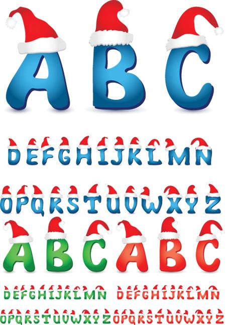 Christmas alphabet clipart clipart royalty free stock Christmas Alphabet Letters Clipart - Clipart Kid clipart royalty free stock