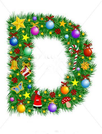 Christmas alphabet clipart letters banner transparent Free fancy christmas alphabet clipart - ClipartFest banner transparent
