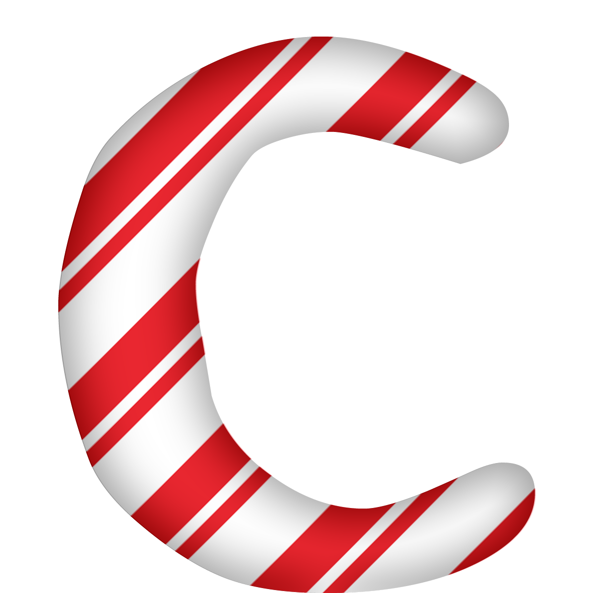 Christmas alphabet letter clipart image transparent library 28+ Collection of Letter C Clipart Christmas | High quality, free ... image transparent library