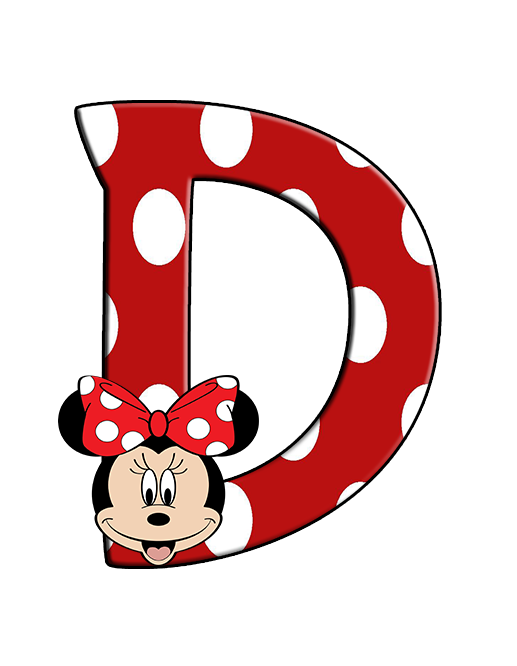 Christmas alphabet letter clipart clipart download Minnie Mouse Alphabet Letter Clip art - minnie mouse 517*666 ... clipart download