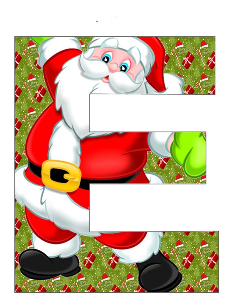 Christmas alphabet letter clipart jpg library Christmas Alphabet Letter Clipart - Alternative Clipart Design • jpg library