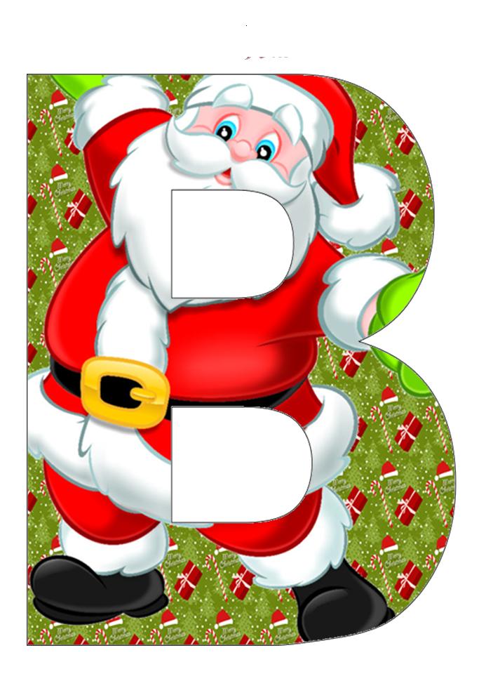 Christmas alphabet letter clipart royalty free CH B *✿* De Katia Artes | Xmas | Pinterest | Alphabet letters ... royalty free
