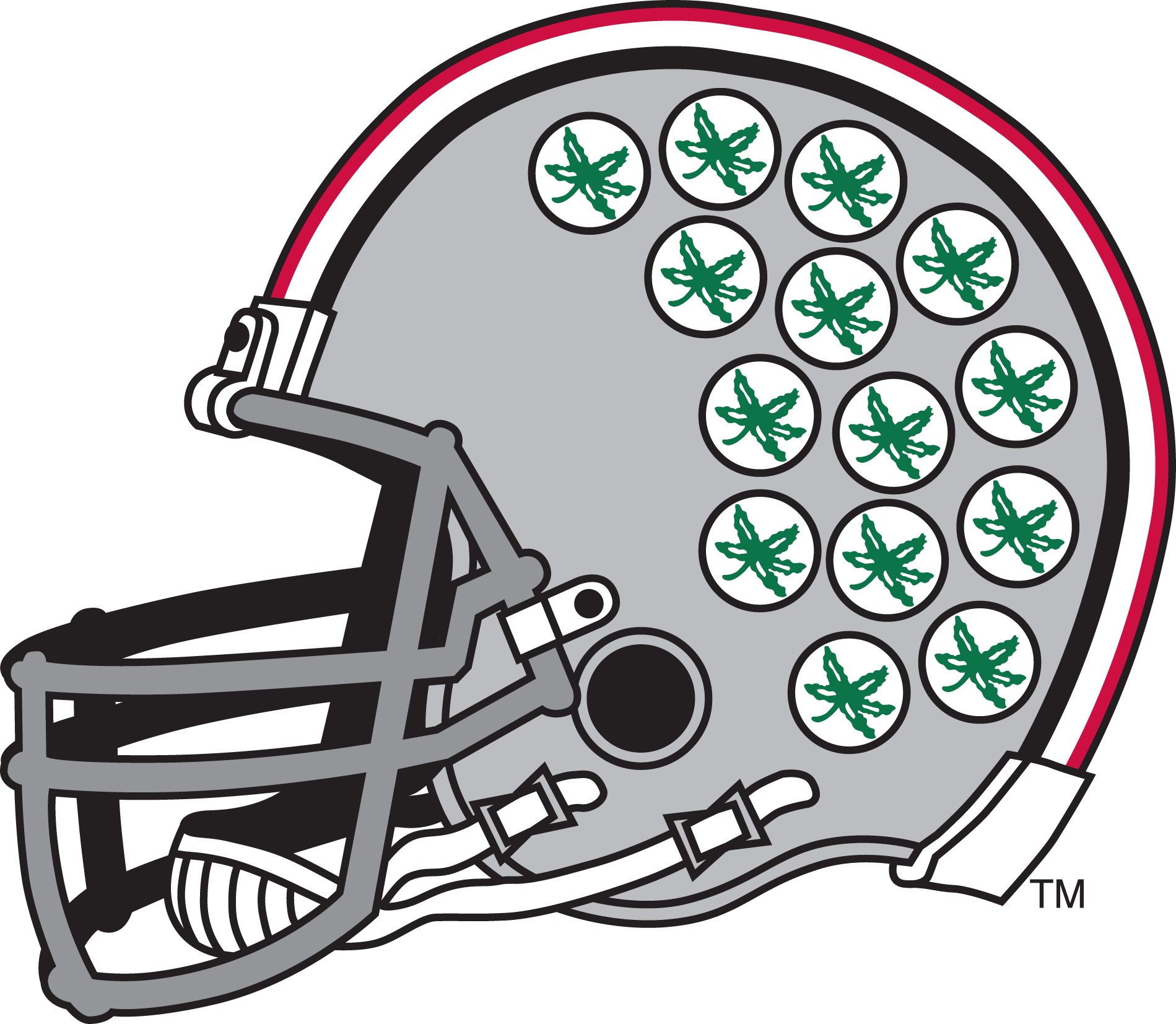 Ohio state football clipart clipart library library Use Ohio State Emojis to root for the Buckeyes on their quest to the ... clipart library library