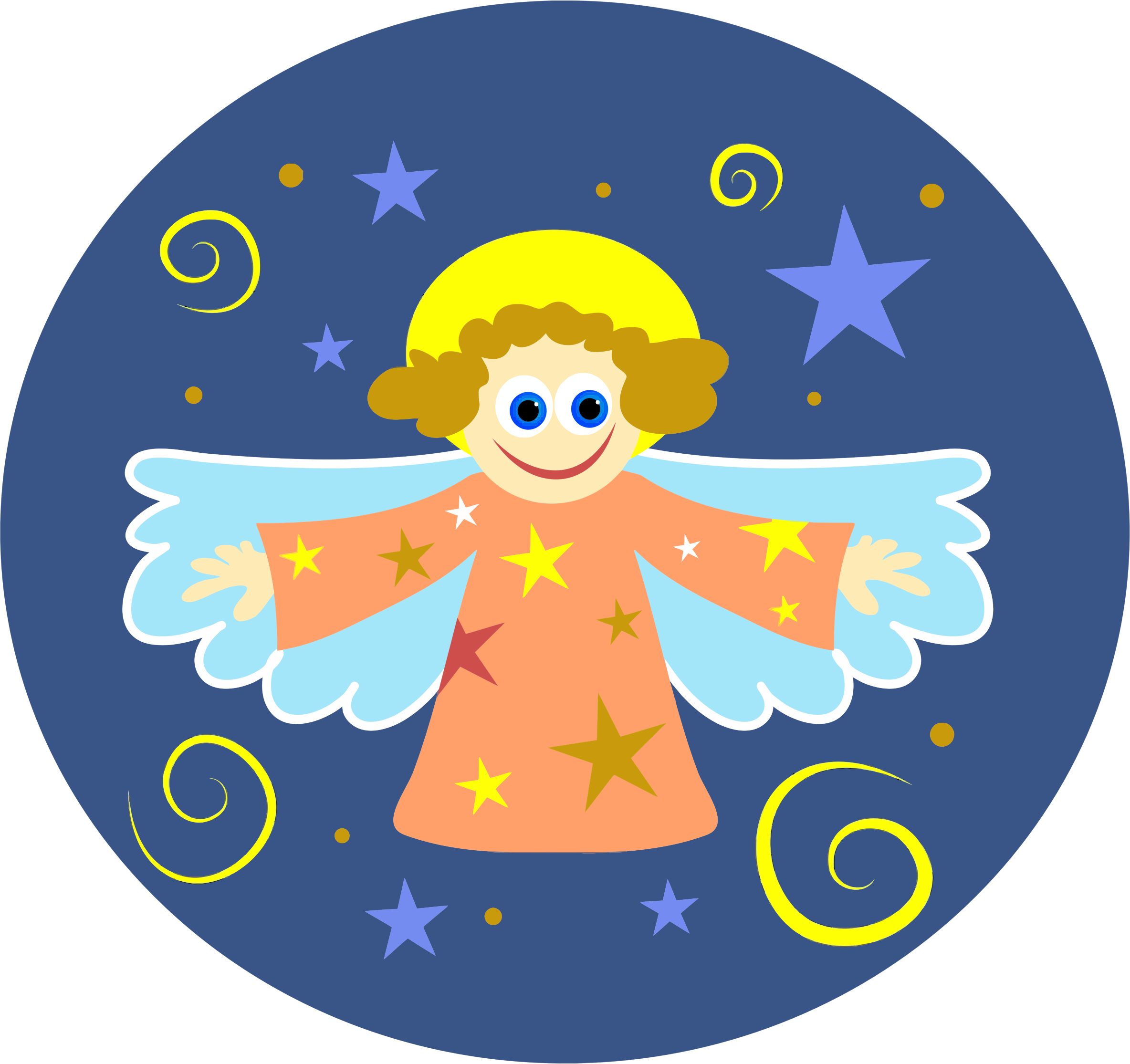 Christmas angel clipart svg download Clipart - Christmas Angel svg download