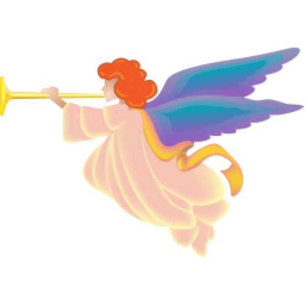 Christmas angel clipart images png free stock Xmas Angel | Free Images at Clker.com - vector clip art online ... png free stock