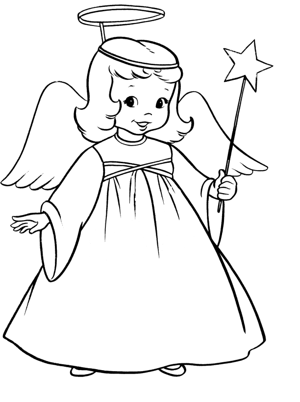 Christmas angels clipart black and white freeuse library Angels Line Drawing at GetDrawings.com | Free for personal use ... freeuse library