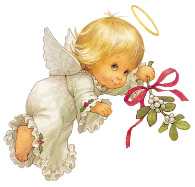 Clipart christmas angels clip art transparent stock Cute Christmas Angel Free PNG Clipart Picture | Gallery ... clip art transparent stock