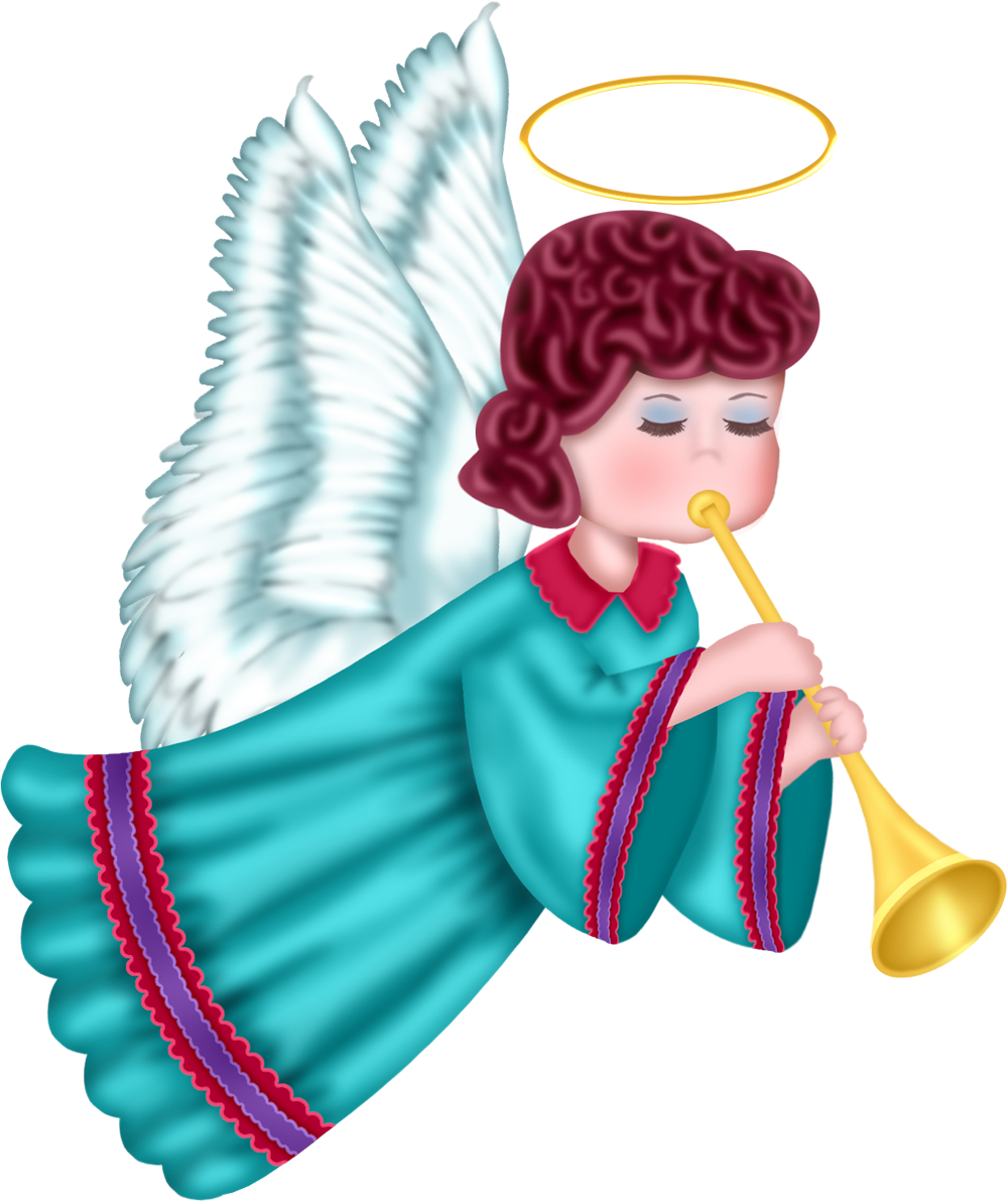 Cross clipart with robe clipart royalty free Cute Angel with Blue Robe Free PNG Clipart Picture | Ангелы ... clipart royalty free