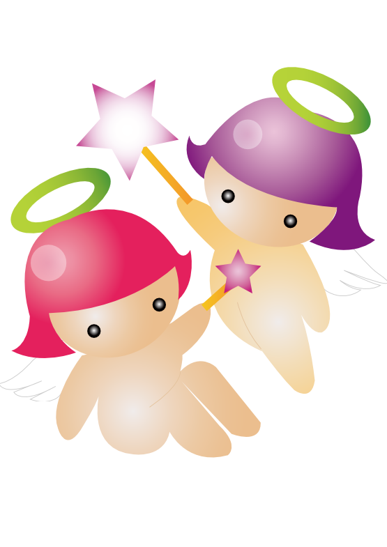 Christmas angel clipart free clip library library Angel free to use cliparts 2 - Clipartix clip library library
