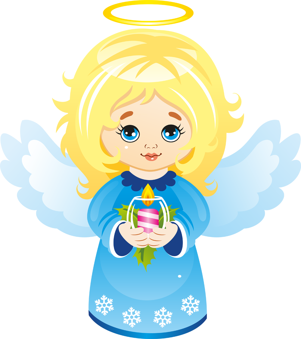 Clipart christmas angels vector transparent library Cute Christmas Angel with Candle Clipart | Gallery Yopriceville ... vector transparent library