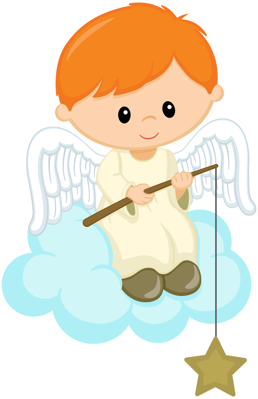 Christmas angels singing clipart image free download Pin by Jeny Chique on Bautizo para Niños | Pinterest | Communion image free download