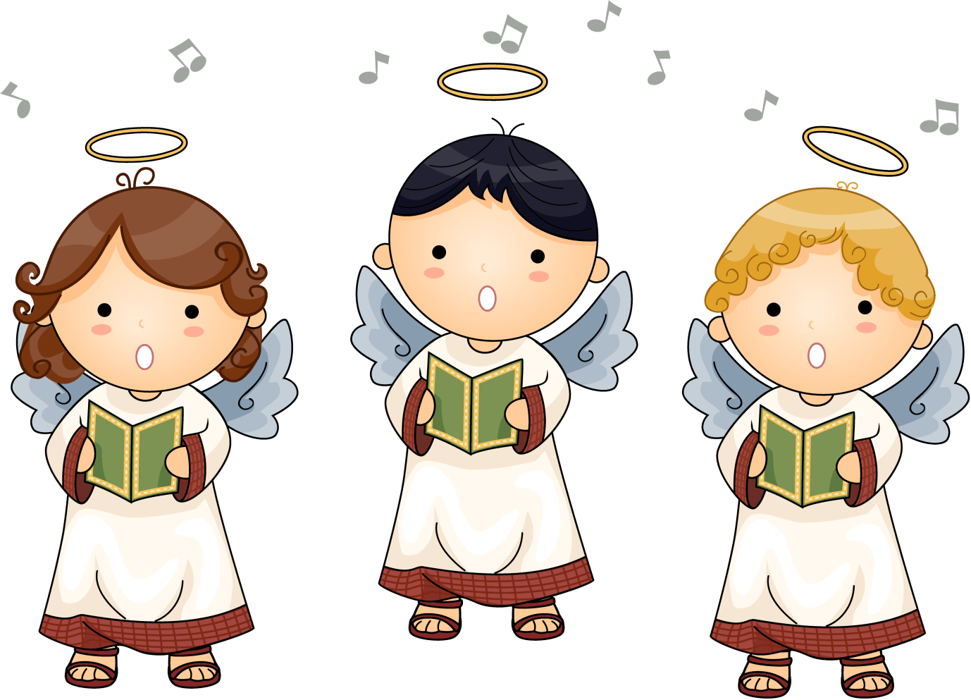 Christmas angels singing clipart png royalty free download FD Nursery Choir – FD News Online png royalty free download