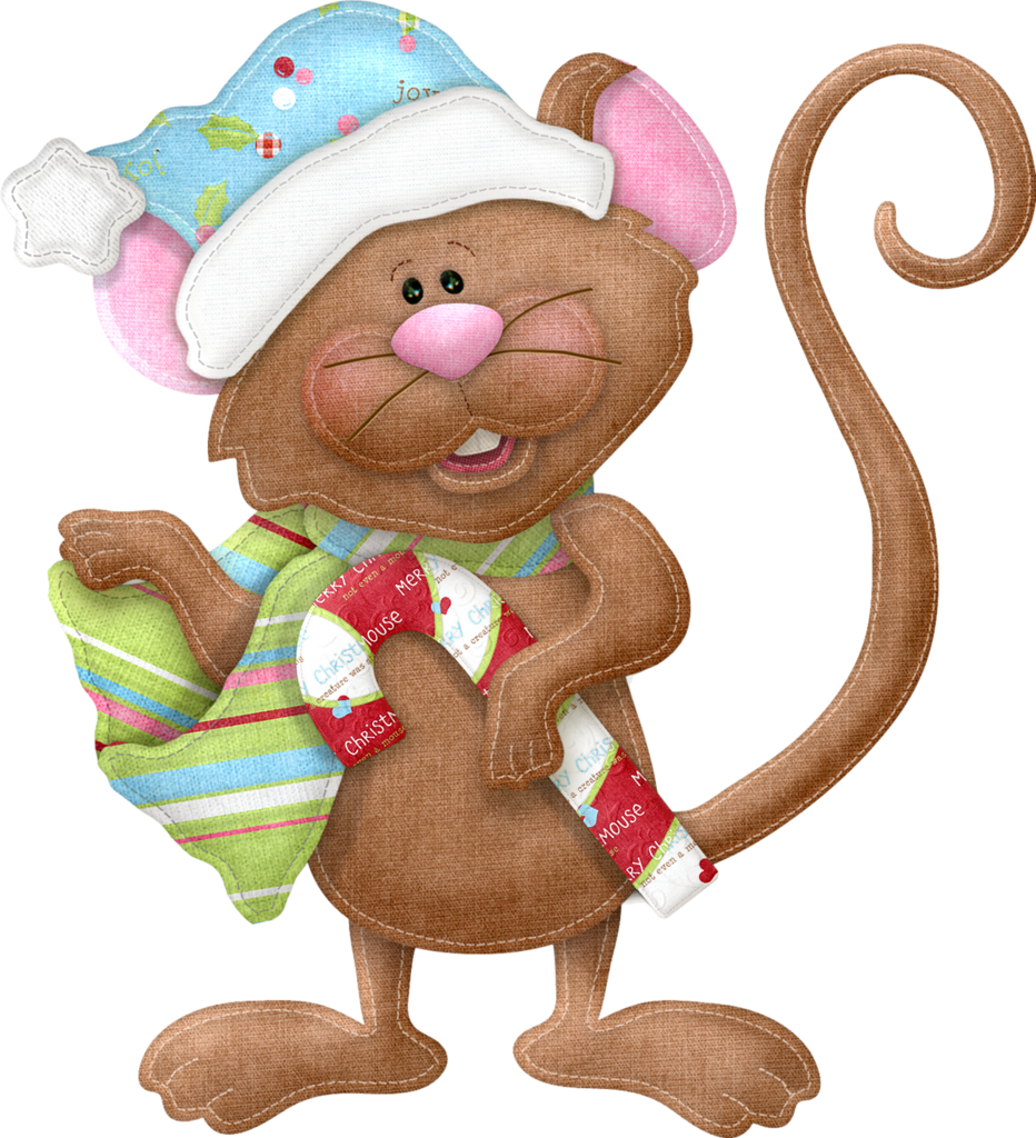 Christmas animals clipart jpg freeuse library CH.B *✿* Merry Christmouse | christmas animals clipart | Pinterest ... jpg freeuse library