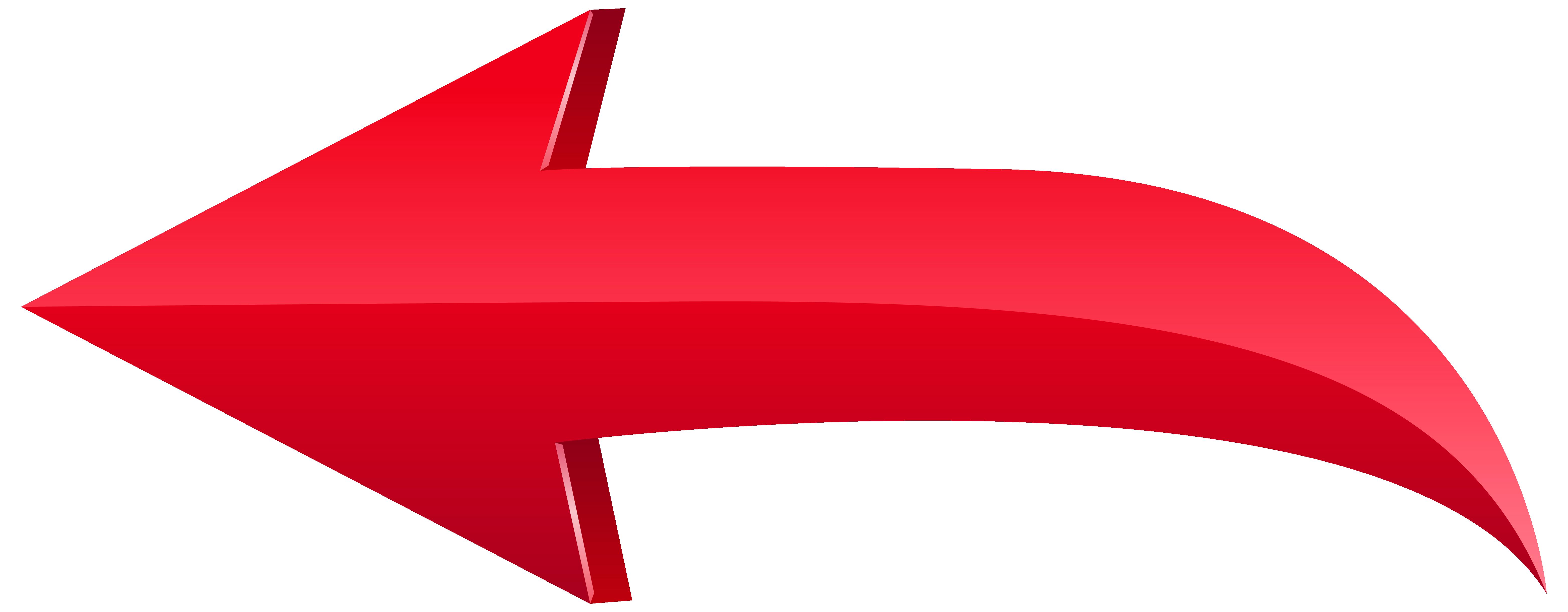 Christmas arrow clipart vector transparent stock Arrow Red Left PNG Transparent Clip Art Image | Images | Pinterest ... vector transparent stock