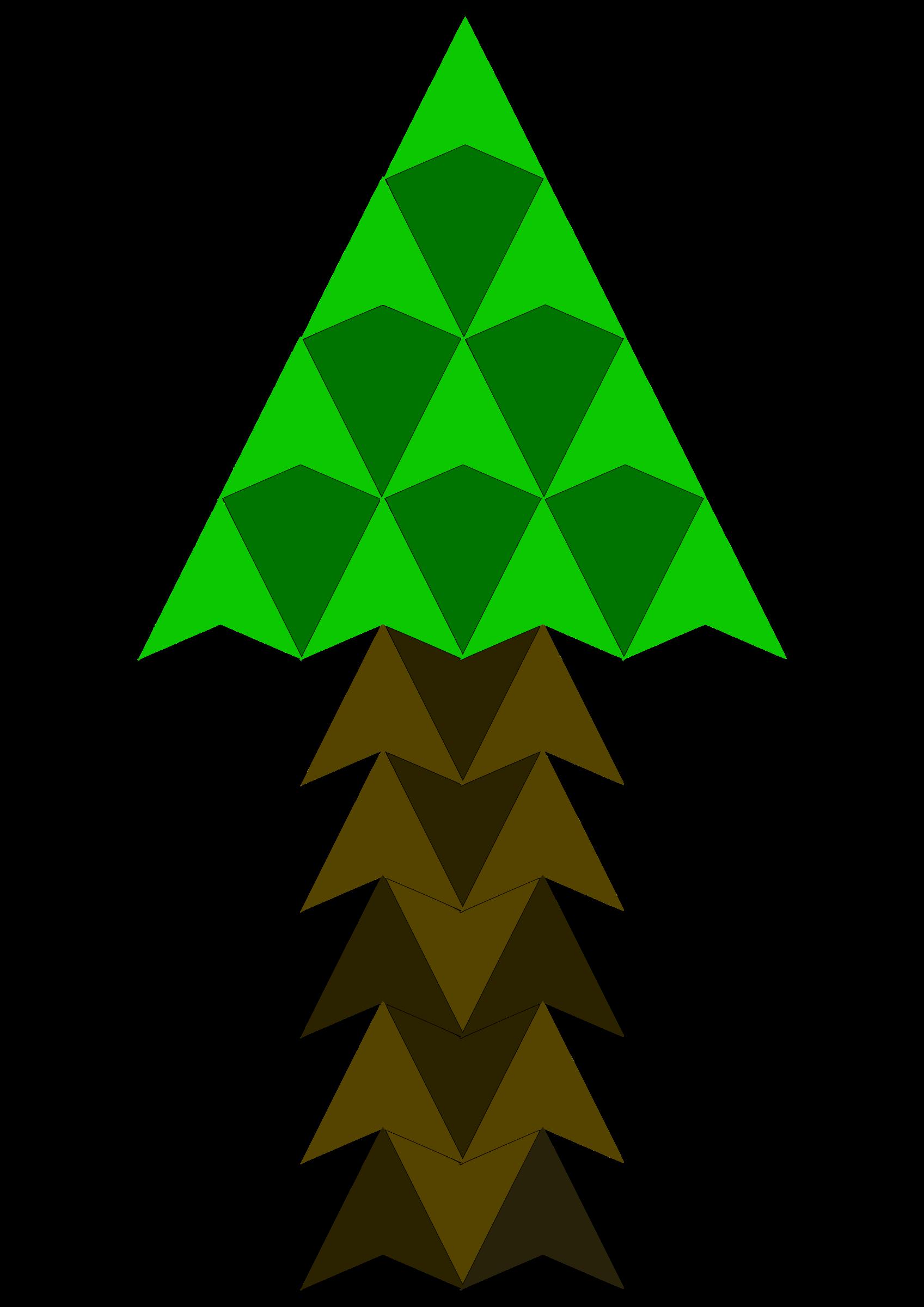 Christmas arrow clipart clipart free Clipart - Arrow tree clipart free