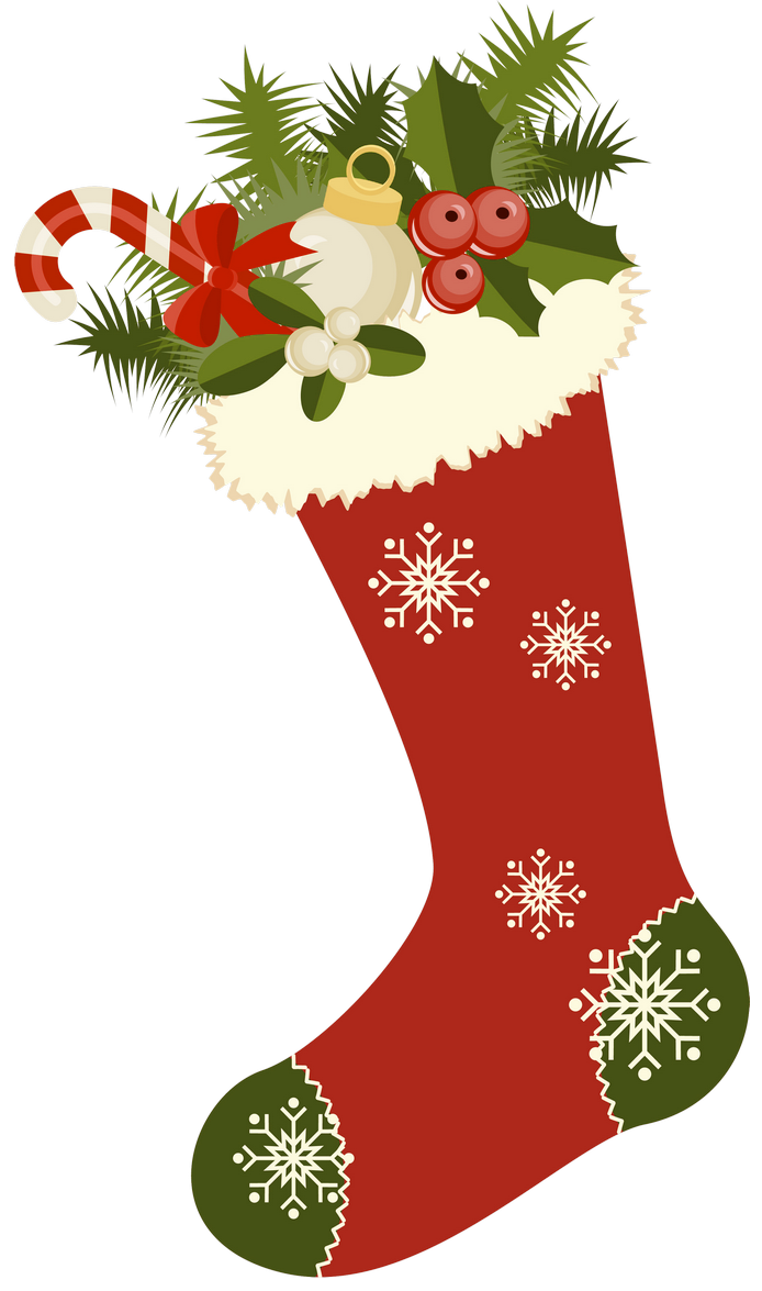 Stockings christmas clipart banner transparent download Vintage Christmas Stockings Clipart | Printibles Christmas Digi ... banner transparent download