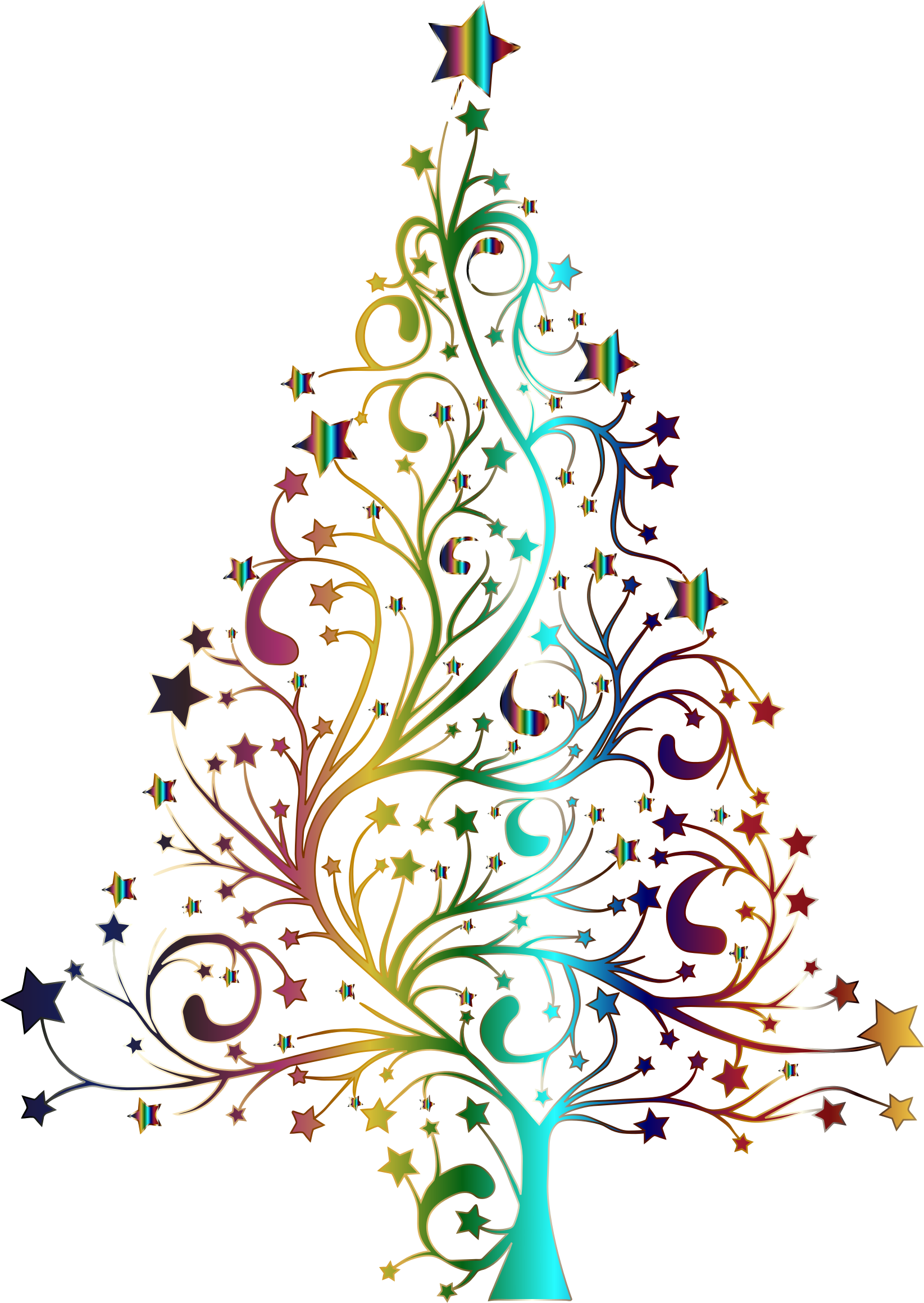 Gold christmas tree clipart clip art transparent library 28+ Collection of Christmas Tree Clipart Transparent Background ... clip art transparent library