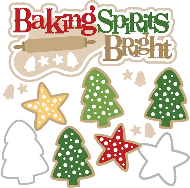 Thanksgiving and christmas baking clipart clipart royalty free stock 28+ Collection of Christmas Bake Sale Clipart | High quality, free ... clipart royalty free stock