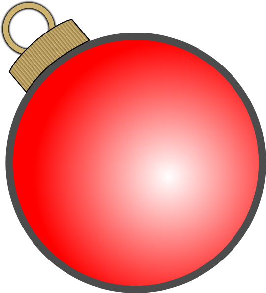 Christmas ball ornament clipart picture library stock Christmas Ball Ornament Clip Art at Clker.com - vector clip art ... picture library stock