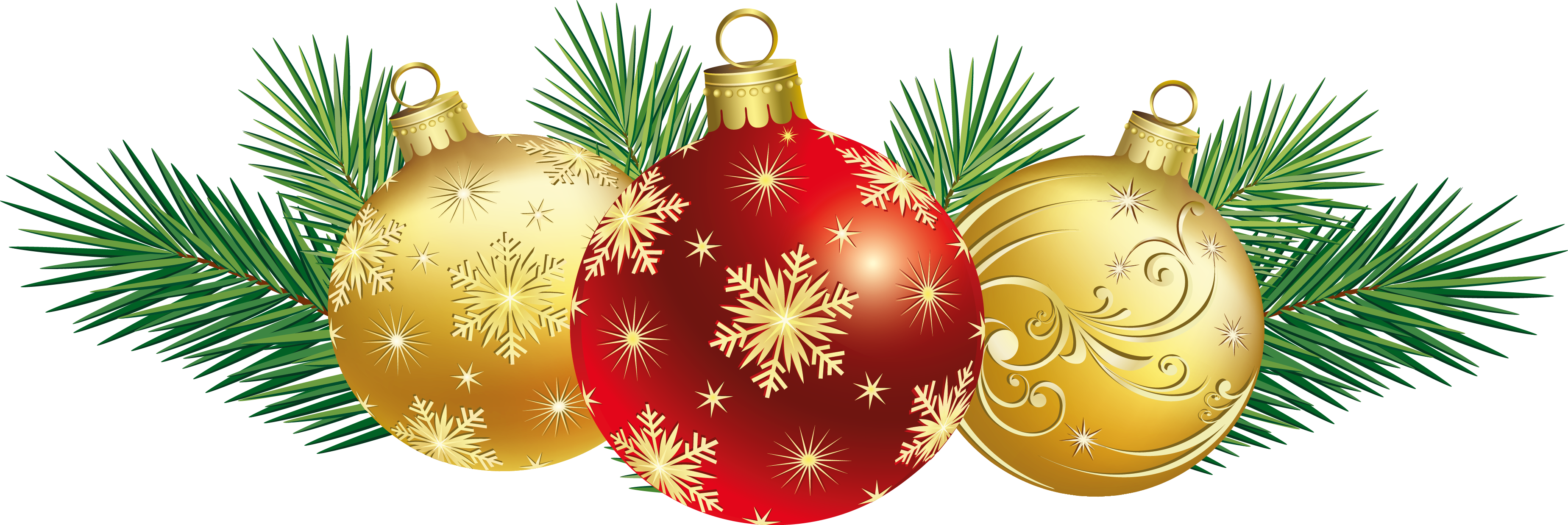 Christmas row clipart clip freeuse download Free Christmas Decorations Cliparts, Download Free Clip Art, Free ... clip freeuse download