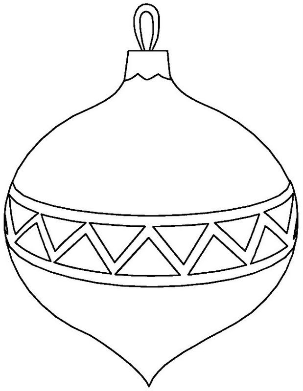 Christmas balls images free clipart black and white svg freeuse Pin by Megan Benitz on Random Ideas of Random | Christmas coloring ... svg freeuse