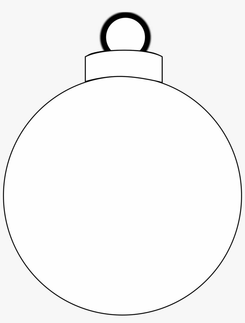 Christmas balls images free clipart black and white clipart freeuse download Christmas Ornament Clipart Black And White - Christmas Ball Vector ... clipart freeuse download