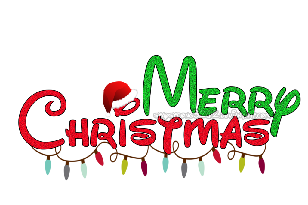 Christmas banner clipart vector stock Merry Christmas Banner Clipart – Fun for Christmas vector stock