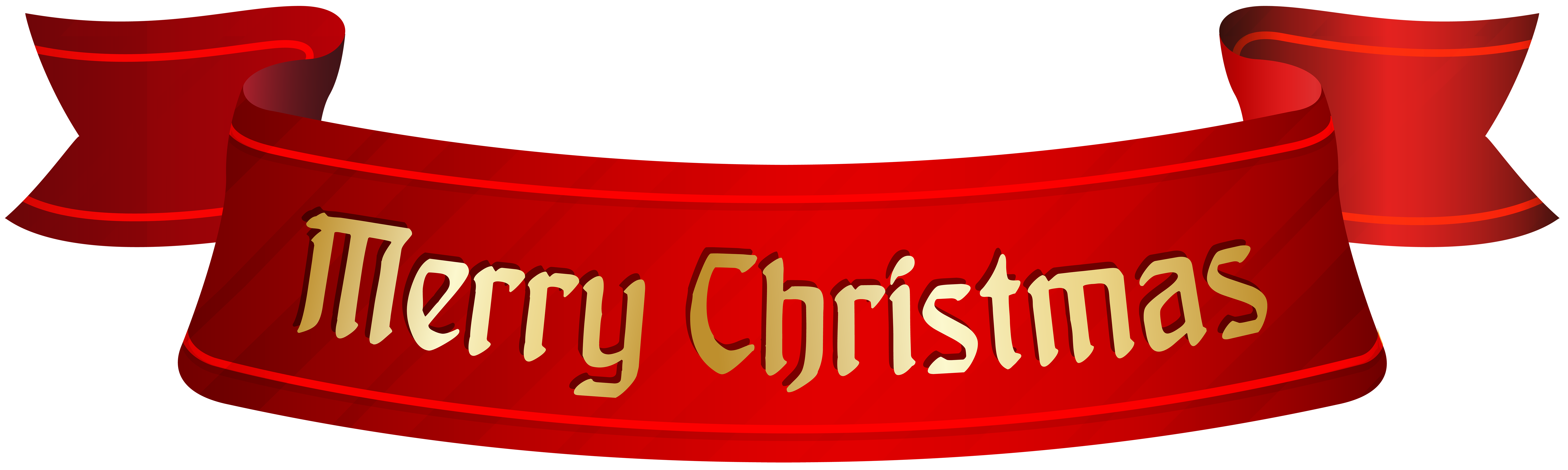 Merry christmas banner clipart picture black and white stock Merry Christmas Banner PNG Clip Art | Gallery Yopriceville - High ... picture black and white stock