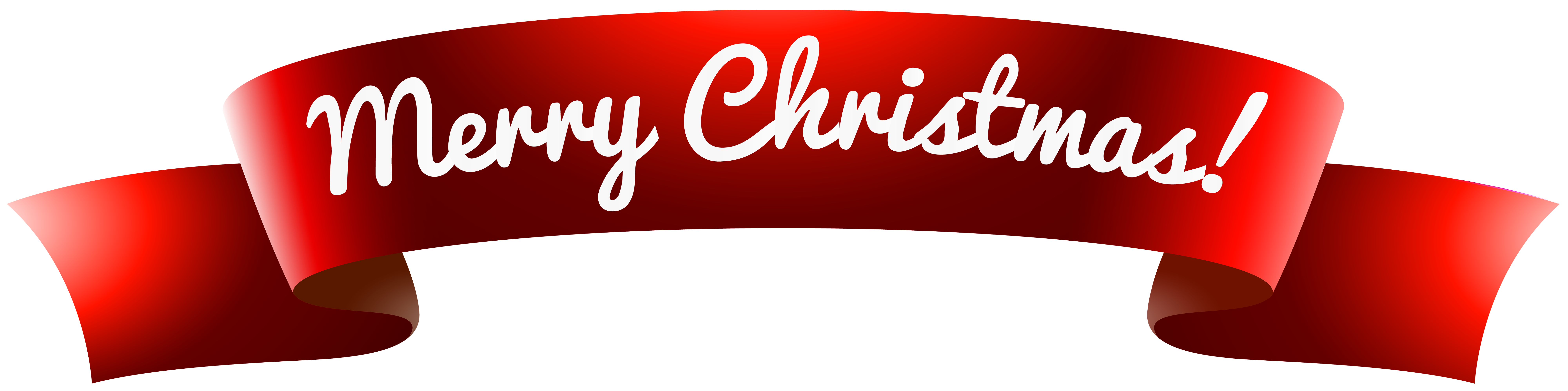 Christmas banners clipart clip art free library Banner Merry Christmas PNG Clip Art Image   Gallery Yopriceville ... clip art free library