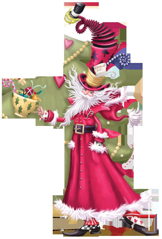 Christmas baskets clipart clip art royalty free stock SantaLandSanta.png | Clipart - Holiday & Misc. | Pinterest | Santa ... clip art royalty free stock