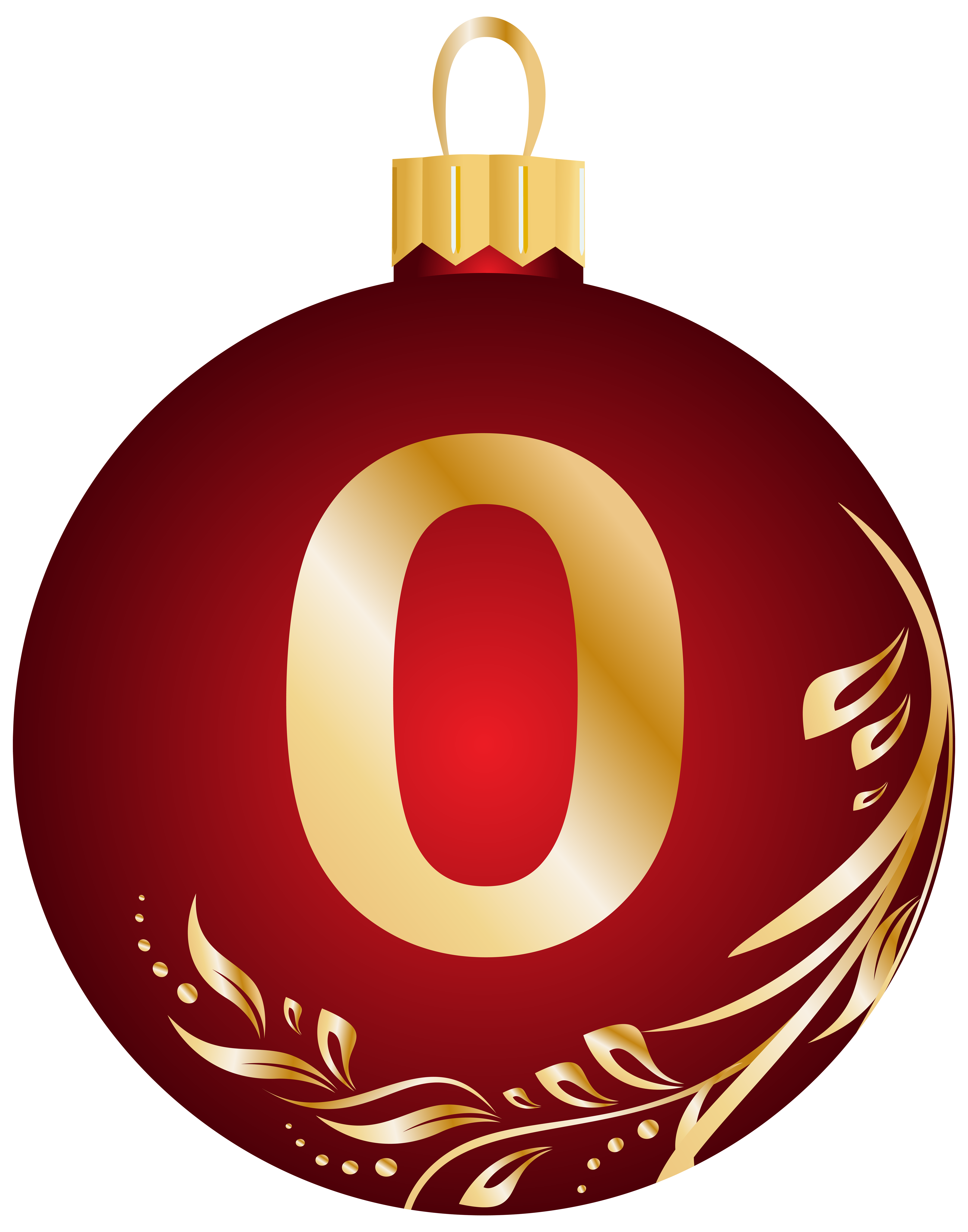 Christmas numbers clipart jpg free download Christmas Ball Clipart at GetDrawings.com | Free for personal use ... jpg free download
