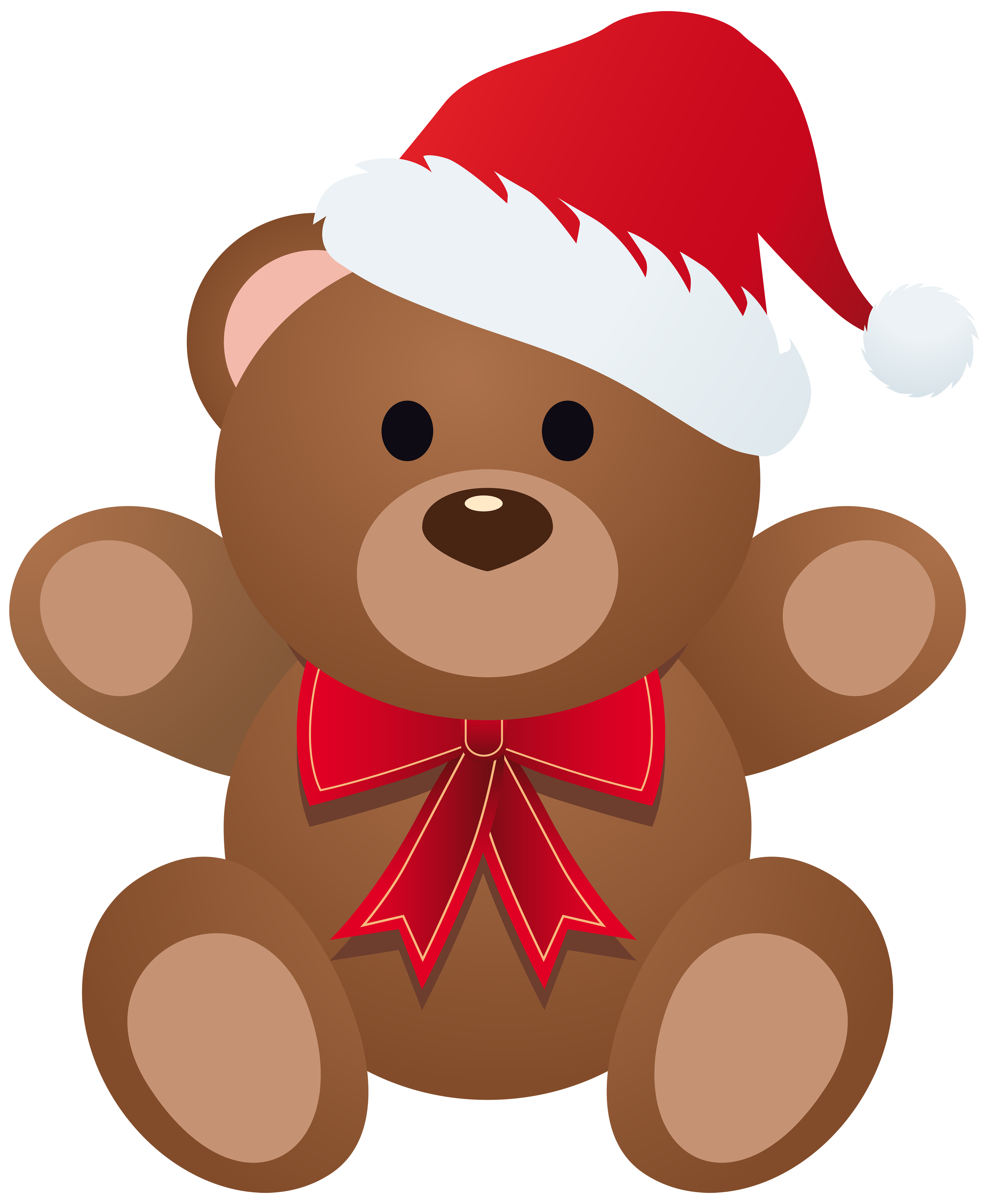 Christmas toy clipart clip 28+ Collection of Christmas Teddy Clipart | High quality, free ... clip