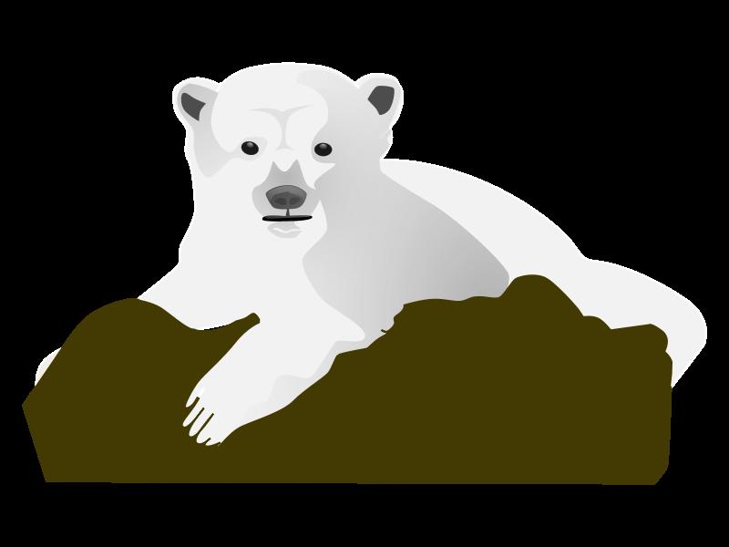 Christmas polar bear clipart clip royalty free library Christmas Polar Bear Clipart | Clipart Panda - Free Clipart Images clip royalty free library