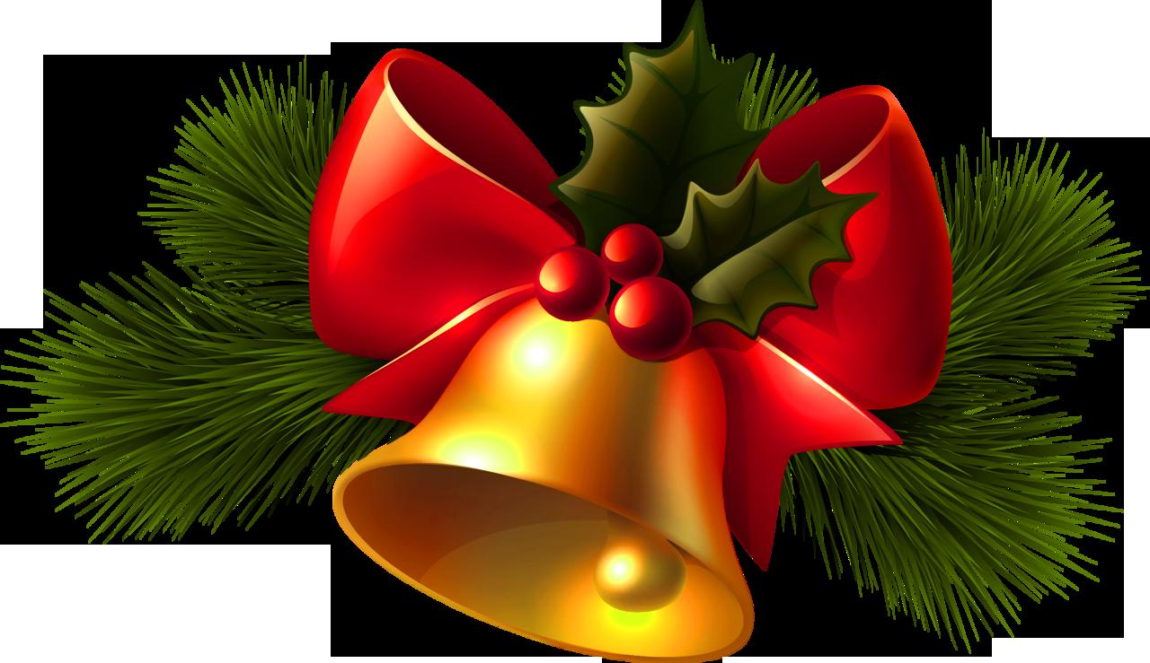 Christmas bell clipart jpg free Christmas Transparent Golden Bell Clipart | Gallery Yopriceville ... jpg free