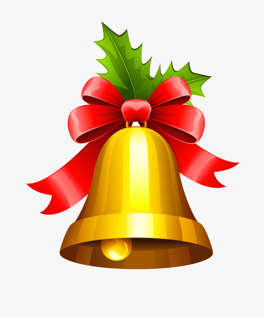 Transparent bell clipart clip freeuse Christmas Bell Pictures - Christmas Bell Clipart #473961 - Free ... clip freeuse