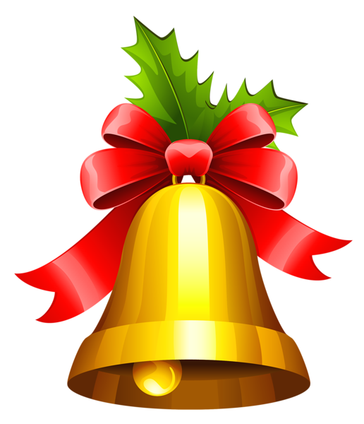 Christmas bells clipart picture freeuse download Christmas Bell Transparent PNG Clipart | Navidad | Pinterest | Clip ... picture freeuse download