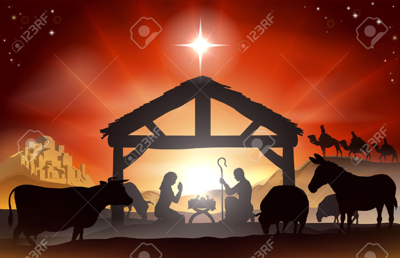 Christmas bethlehem clipart for facebook picture royalty free download 942 Three Wise Men Stock Illustrations, Cliparts And Royalty Free ... picture royalty free download